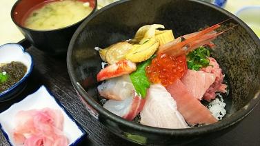 むすび屋海鮮丼
