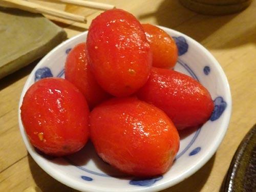 15フルーツトマトのキムチ