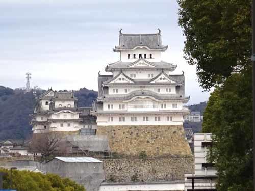 22姫路城