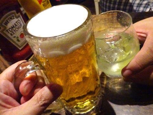 07A乾杯