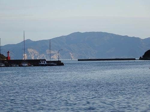 32日生漁港
