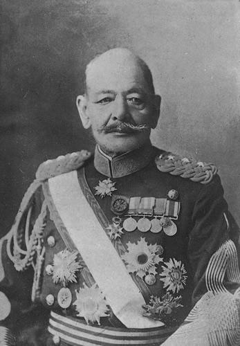 日本騎兵の父・秋山好古