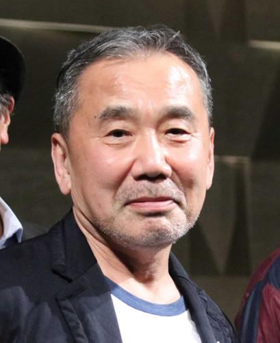 村上春樹さん(スポーツ報知)