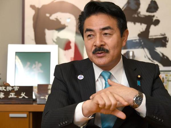佐藤正久・前外務副大臣