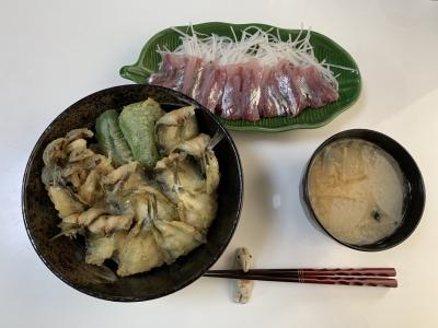 2019年11月10日 北条湾定食