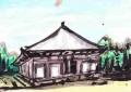元興寺極楽堂 (1)