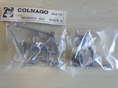 コルナゴのプラモデル