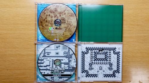 ゼルダの伝説_夢をみる島_オリジナルサウンドトラック_08