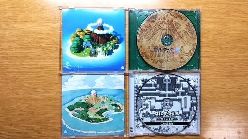 ゼルダの伝説_夢をみる島_オリジナルサウンドトラック_07