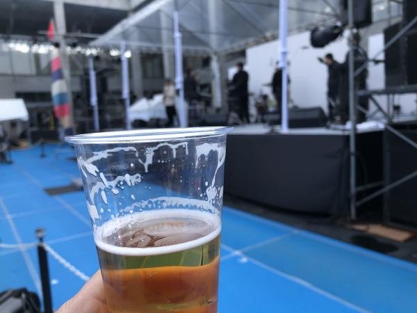 豪雪ビール