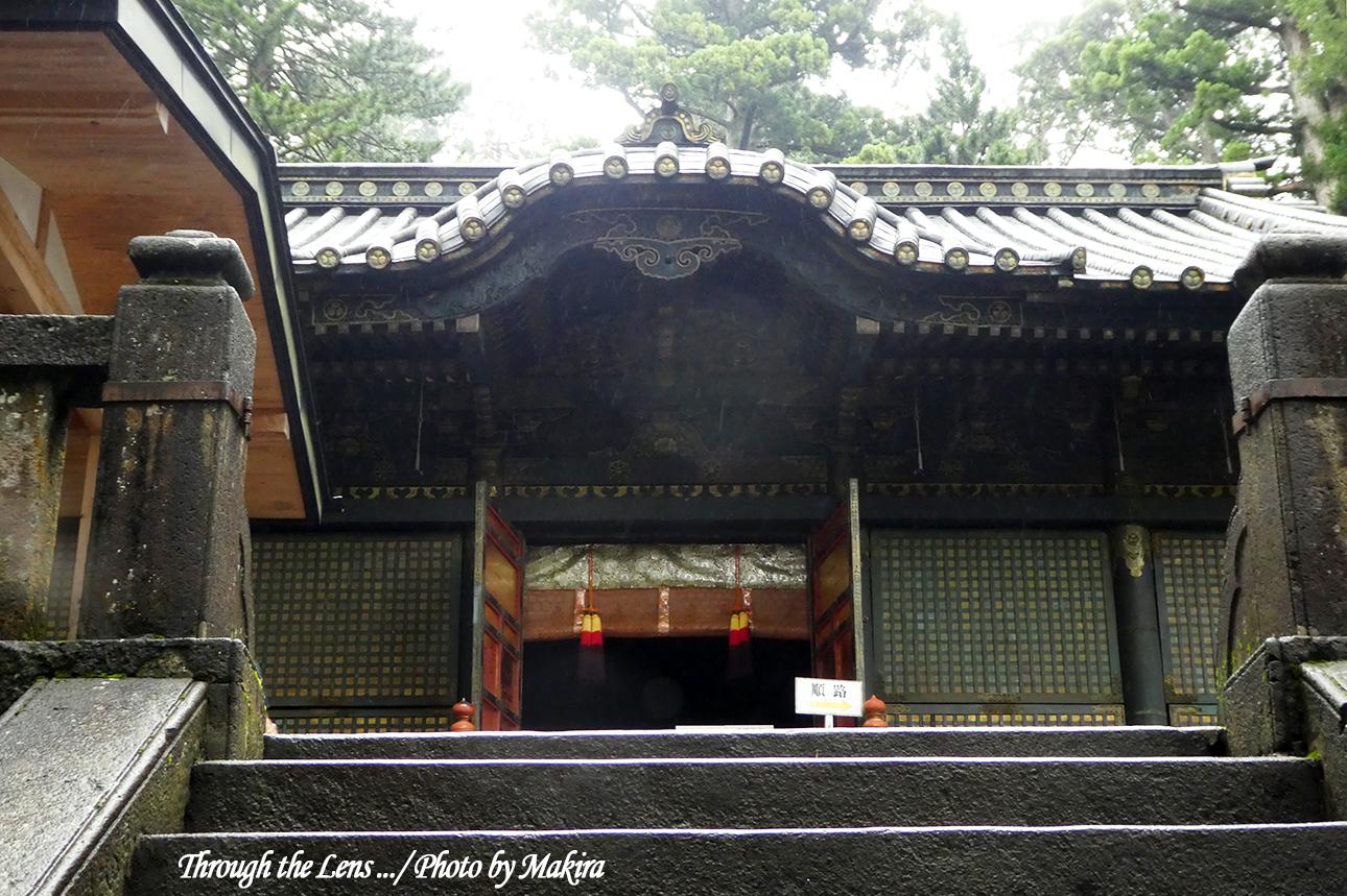 奥社(奥宮)拝殿TZ1