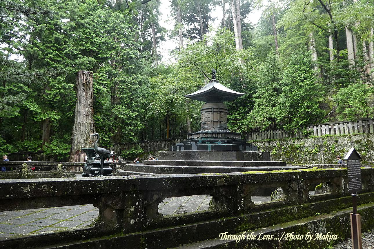 奥社宝塔(御墓所)TZ1