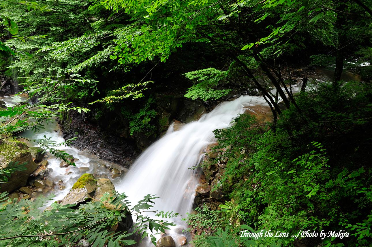 仁三郎の滝2