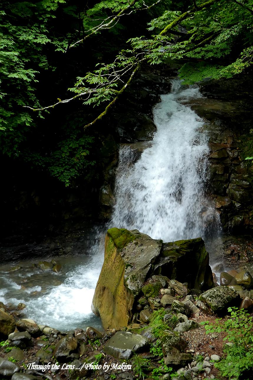 仁三郎の滝TZ3