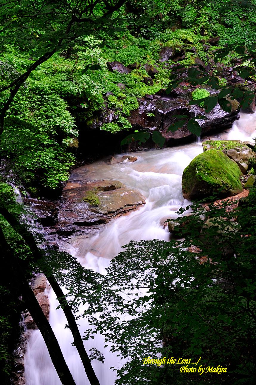 雄飛の滝2