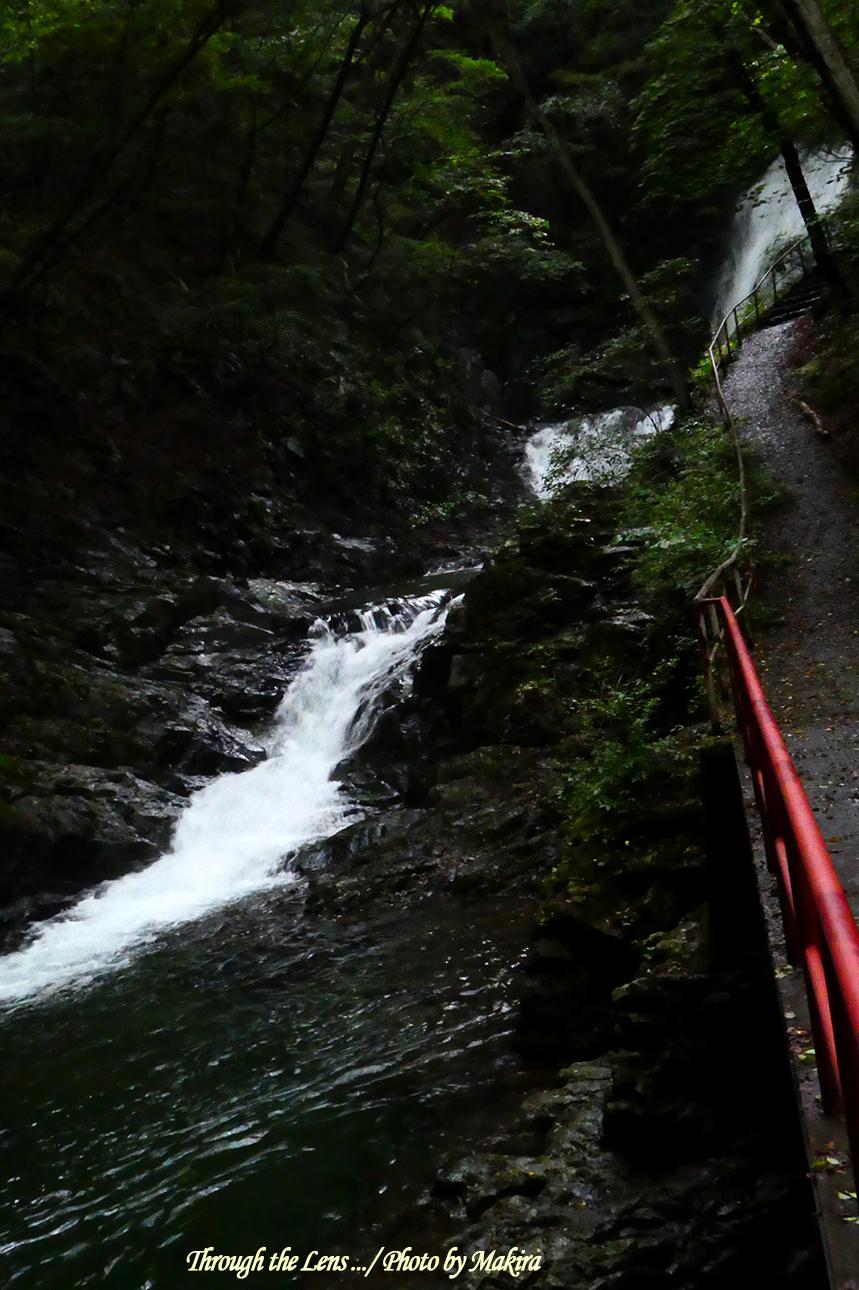 太閤下ろしの滝TZ4