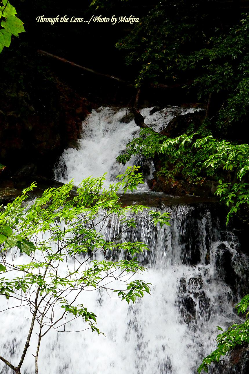 竜王峡虹見の滝TZ3