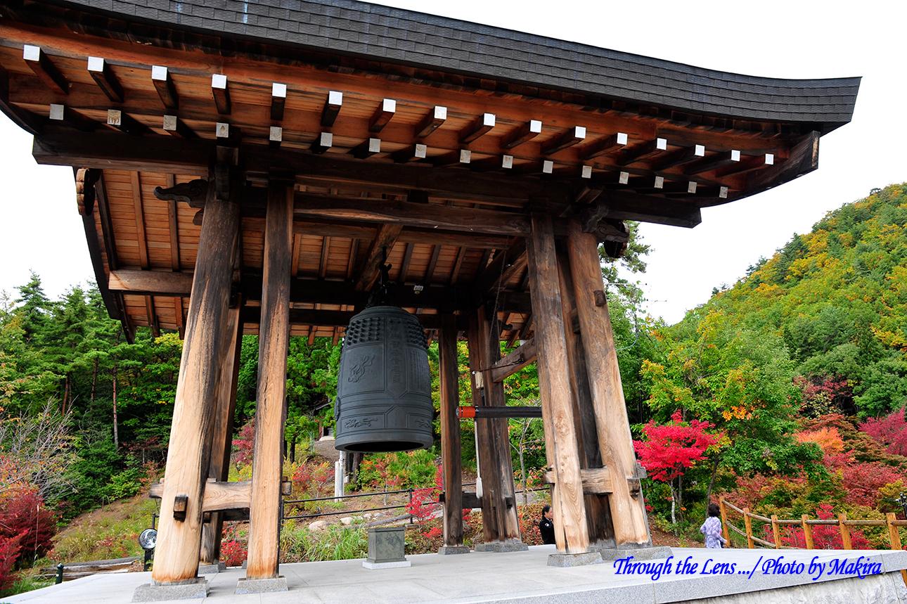 霊松寺鐘楼1