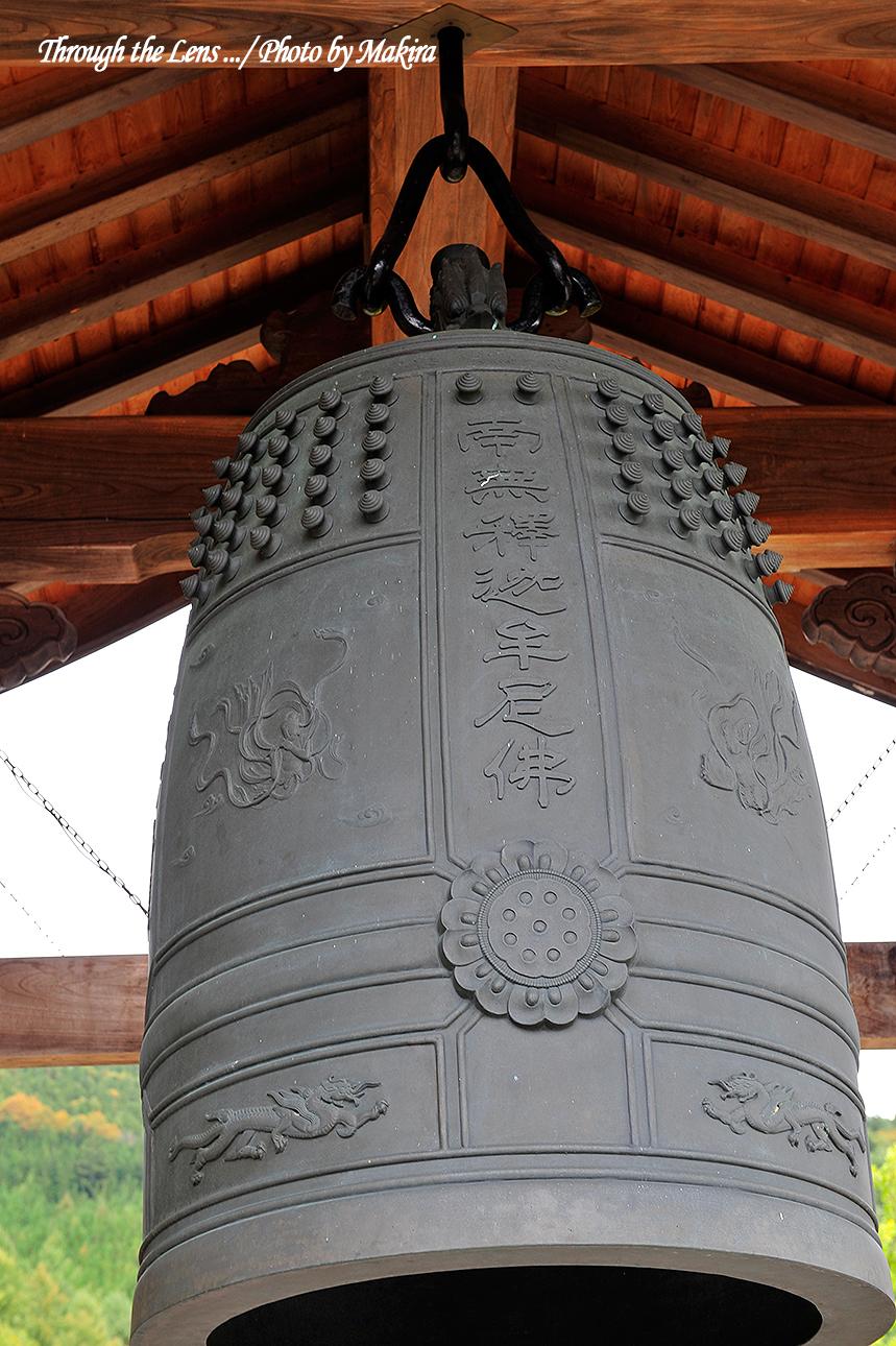 霊松寺鐘楼2