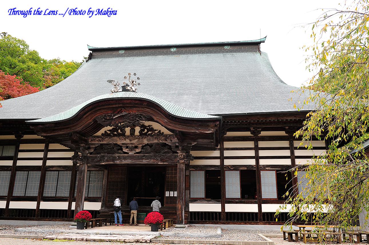 霊松寺本堂1