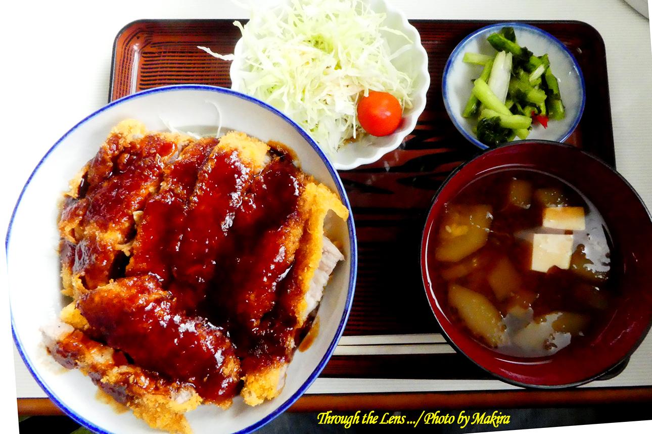 ソースカツ丼TZ1