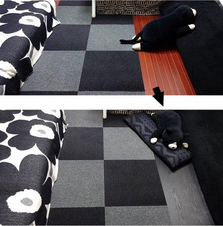 NANTONAKU  床を変えた やつ