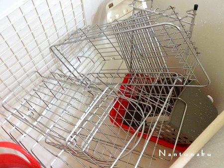 NANTONAKU 10-26 キッチン用品は全て 浴槽にお湯を張ってつけ置き洗い