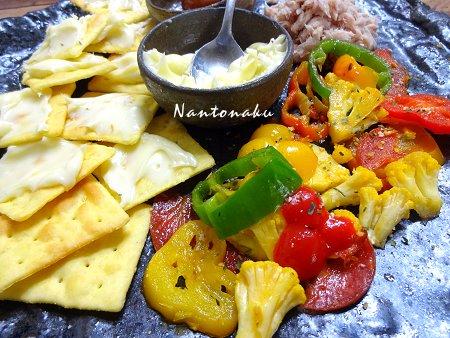 NANTONAKU 1-14 チーズのカルシウム も なかなか 2