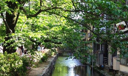京都 木屋町 高瀬川
