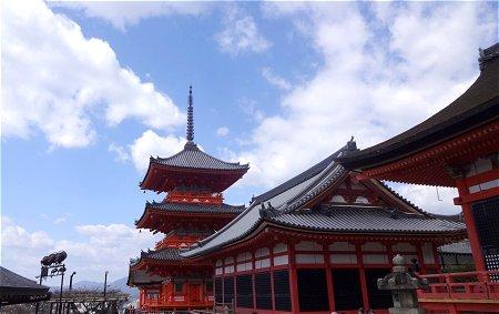 2020 3-20 京都 清水寺 4
