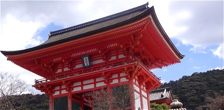 2020 3-20 京都 清水寺 1