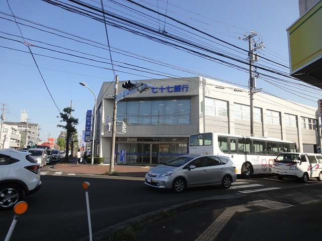 七十七銀行 泉支店