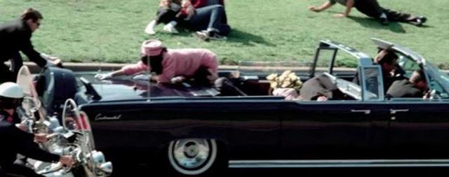 JFK trunk
