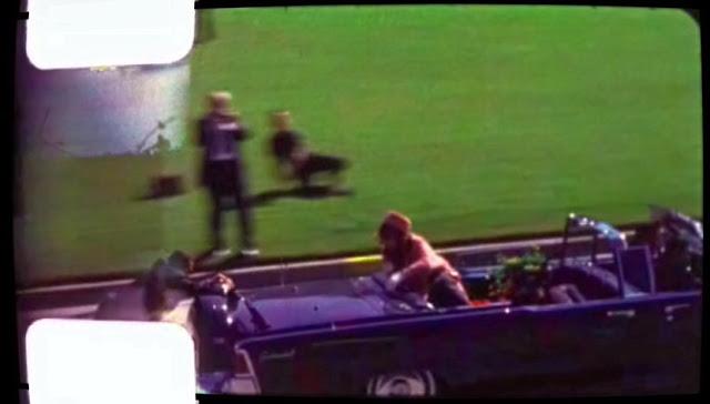 JFK trunk gun