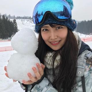 白間美瑠 2019→2020 冬 済み