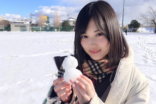 山下美月 2019→2020 冬 済み