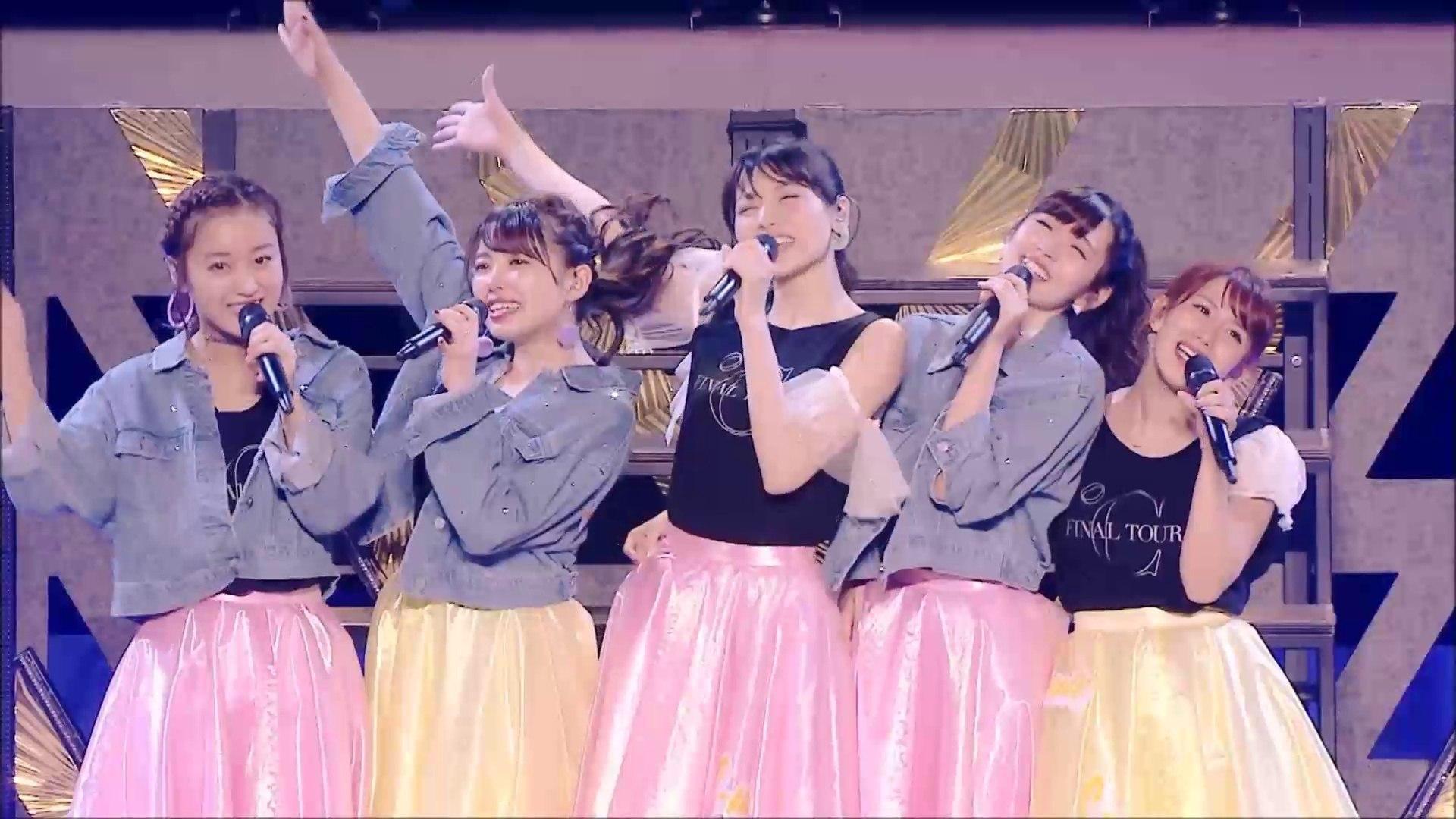 ℃-ute コンサートツアー2017春 中野区 中野サンプラザ 済み