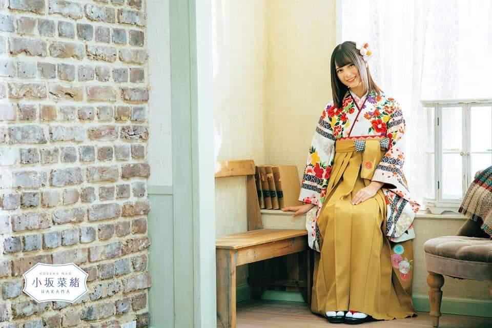 日向坂46小坂菜緒が着る卒業袴の新ブランド 2020 春の風景 5 済み