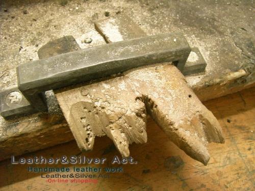 彫金 工具 すり板交換
