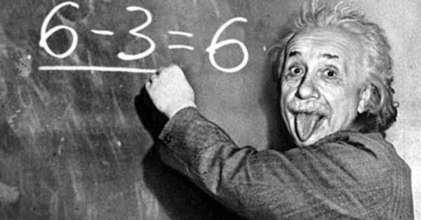 アインシュタイン名言10