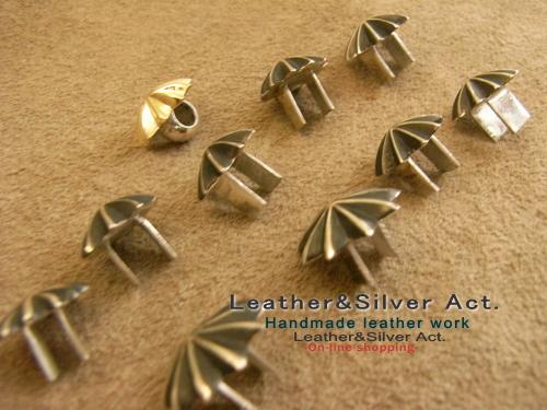 アポロコンチョ オーダーメイドk18 金具爪