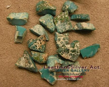 裸石 ターコイズ 原石