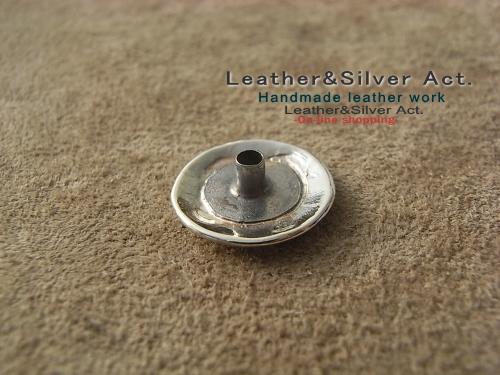 純銀925 シルバーコンチョ オーダーメイド