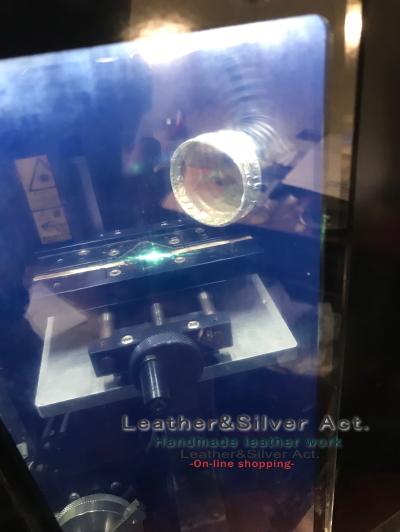 レーザー彫刻 ネーム入れ オーダー