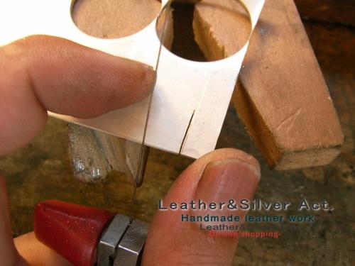彫金 地金 糸鋸