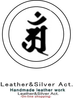 梵字文字アクセサリー シルバーコンチョ