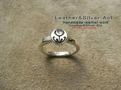 オーダーリングの製作 シルバー 純銀
