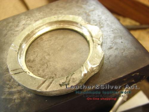 オーダーメイド コインネックレス 純銀