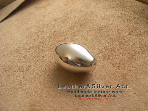 純銀のシルバーパーツ