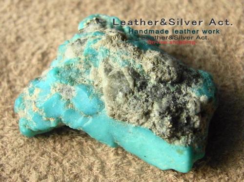 原石ターコイズ アリゾナ産